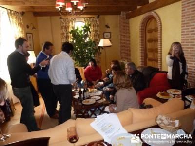 Visita enológica a Peñafiel – Ribera del Duero; rutas senderismo sierra madrid